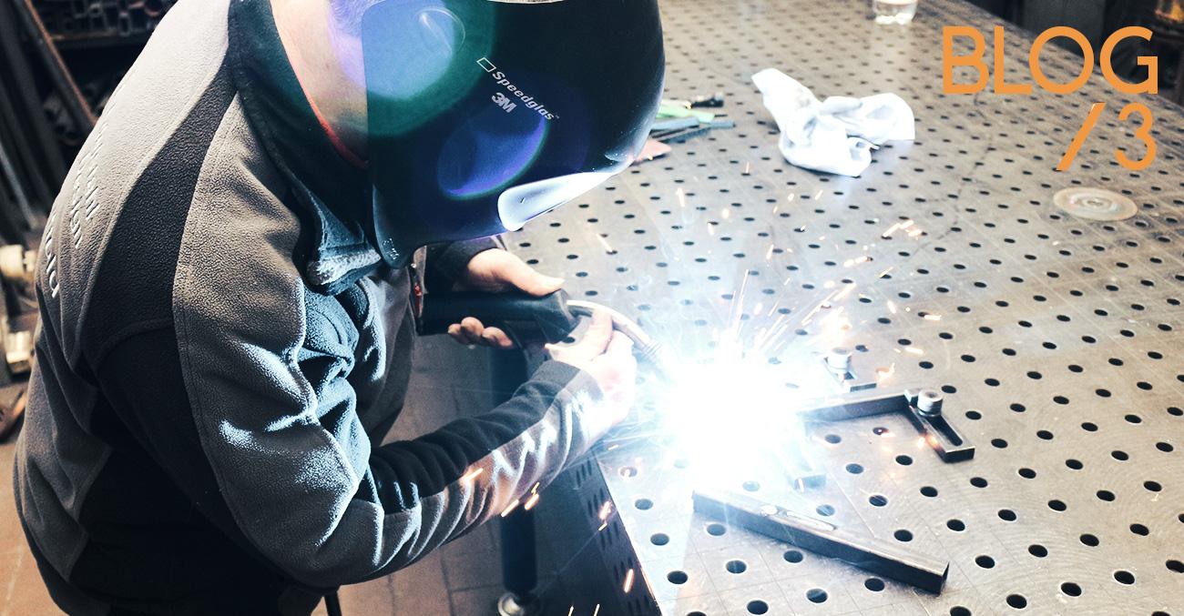 Die Liebe zum Stahl