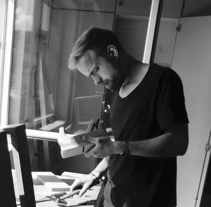 Kreativkopf Lukas Kern